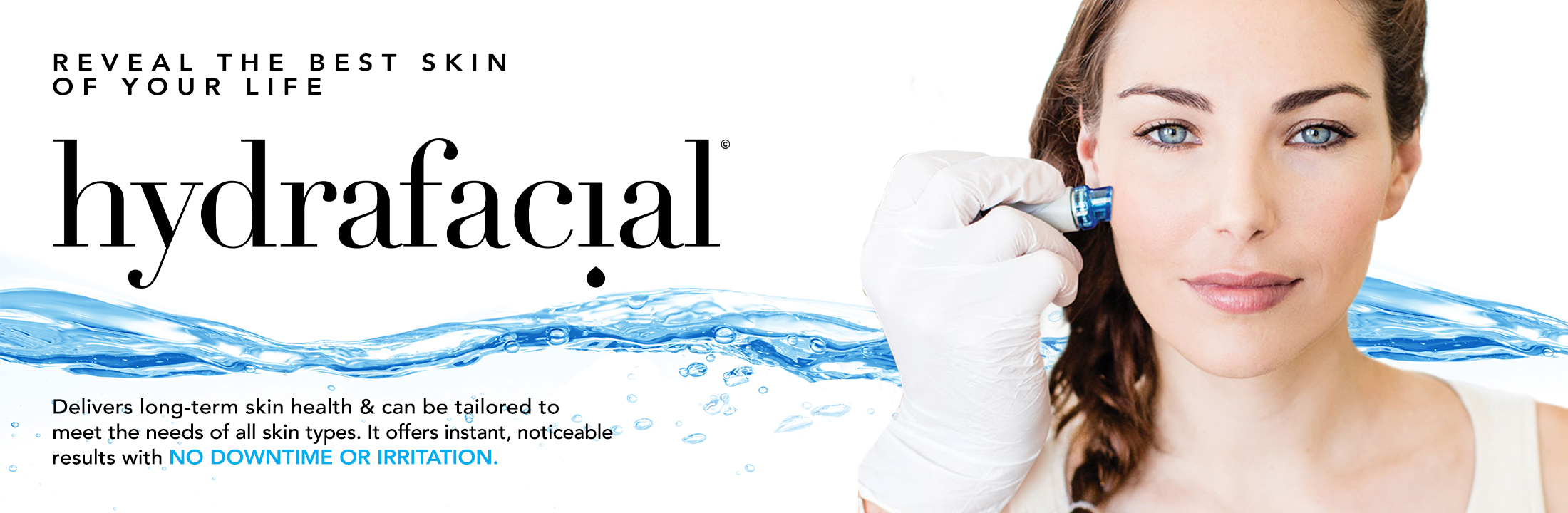 Hydrafacial treatment miami