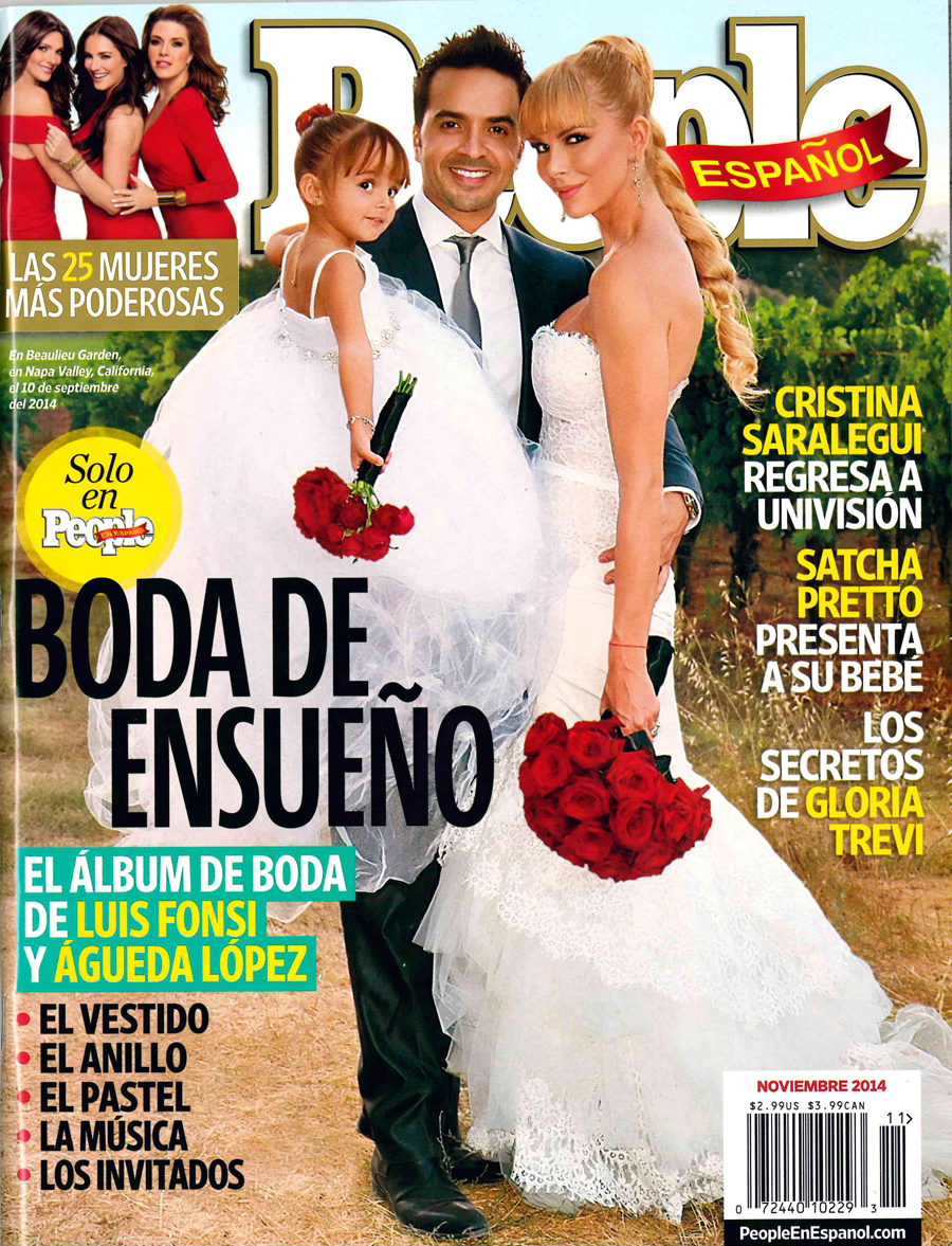People, Bodas de Ensueño
