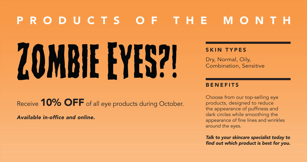 October products on special
