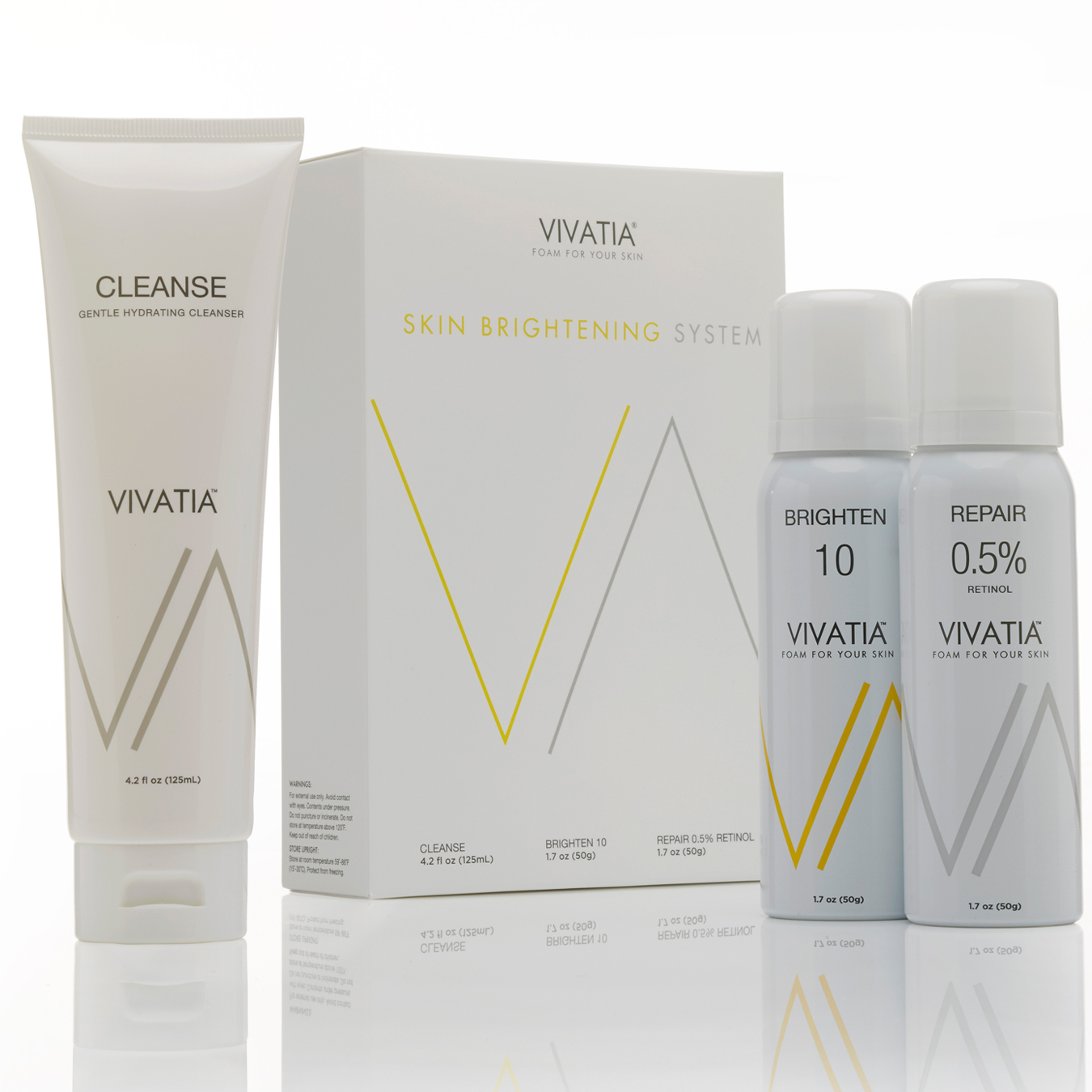 Vivatia Skin Brightening System