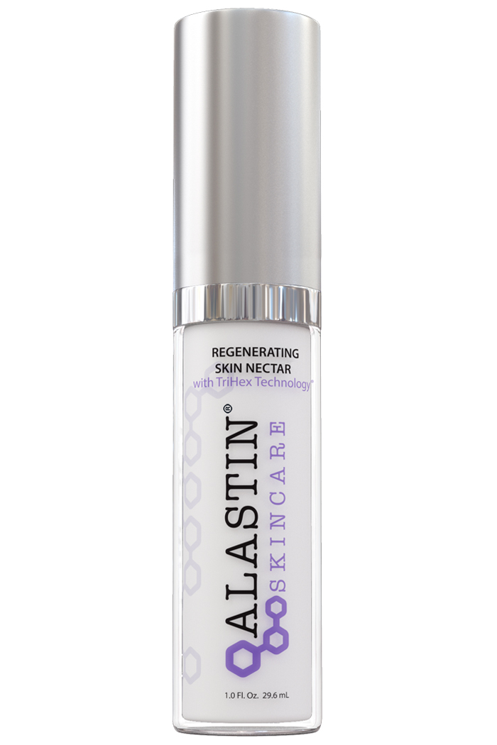 Enhances healthy skin by helping to clear damage and debris in the extracellular matrix