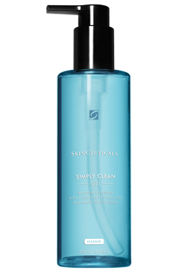 Refining gel cleanser.